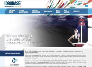 Idrobase website