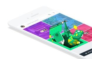 google spaces chat app