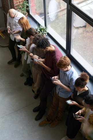 social media marketing-people